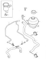 Expansion Tank - Petrol Models